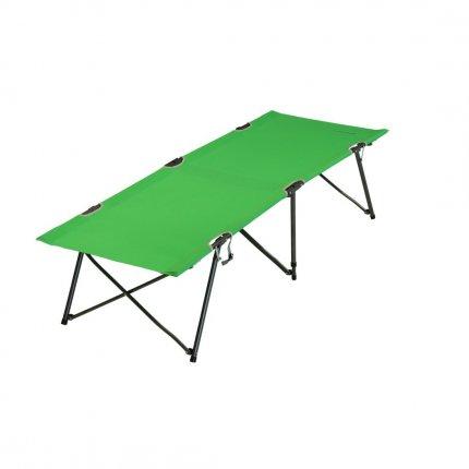 Fridani TBG 190 - Feldbett, Camping Liege, max 180kg, 190x67x44cm, 7800g
