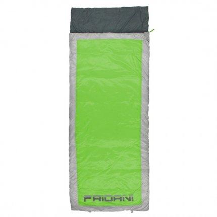 Fridani QG 225S - Decken-Schlafsack, 225x85cm, 1800 g, -7°C (ext), +5°C (lim), +10°C (comf)