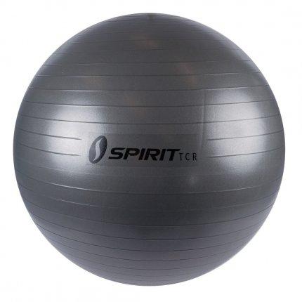 Spirit Exercise Ball Ø 75cm - Fitness-, Pilates-, Sitz-, Gymastikball, bis 136 kg