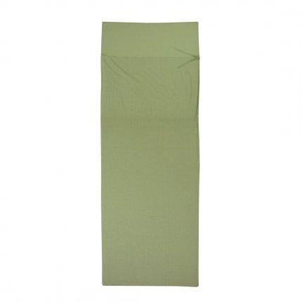 10T BW Inlet RG - Schlafsack Inlay, Hüttenschlafsack, Reiseschlafsack aus 100% Baumwolle, Decke 225x80 cm
