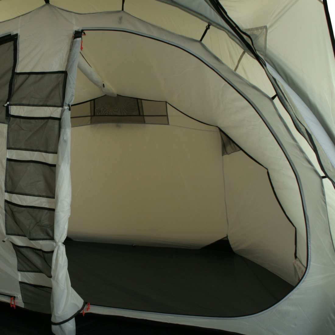 10T Kenton 4 person apsis tunnel tent with full ground