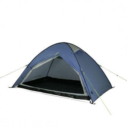 10T Easy Pop 2 - 2-Personen Pop-Up Kuppelzelt Schnellaufbau Doppeldach-Schlafkabine mit Voll-Bodenplane WS=3000mm