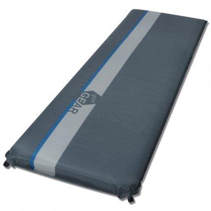 yourGEAR ISO 700 selbstaufblasbare Isomatte 200x63x7 cm wasserdichte Thermo-Matte Luftmatratze Luftbett