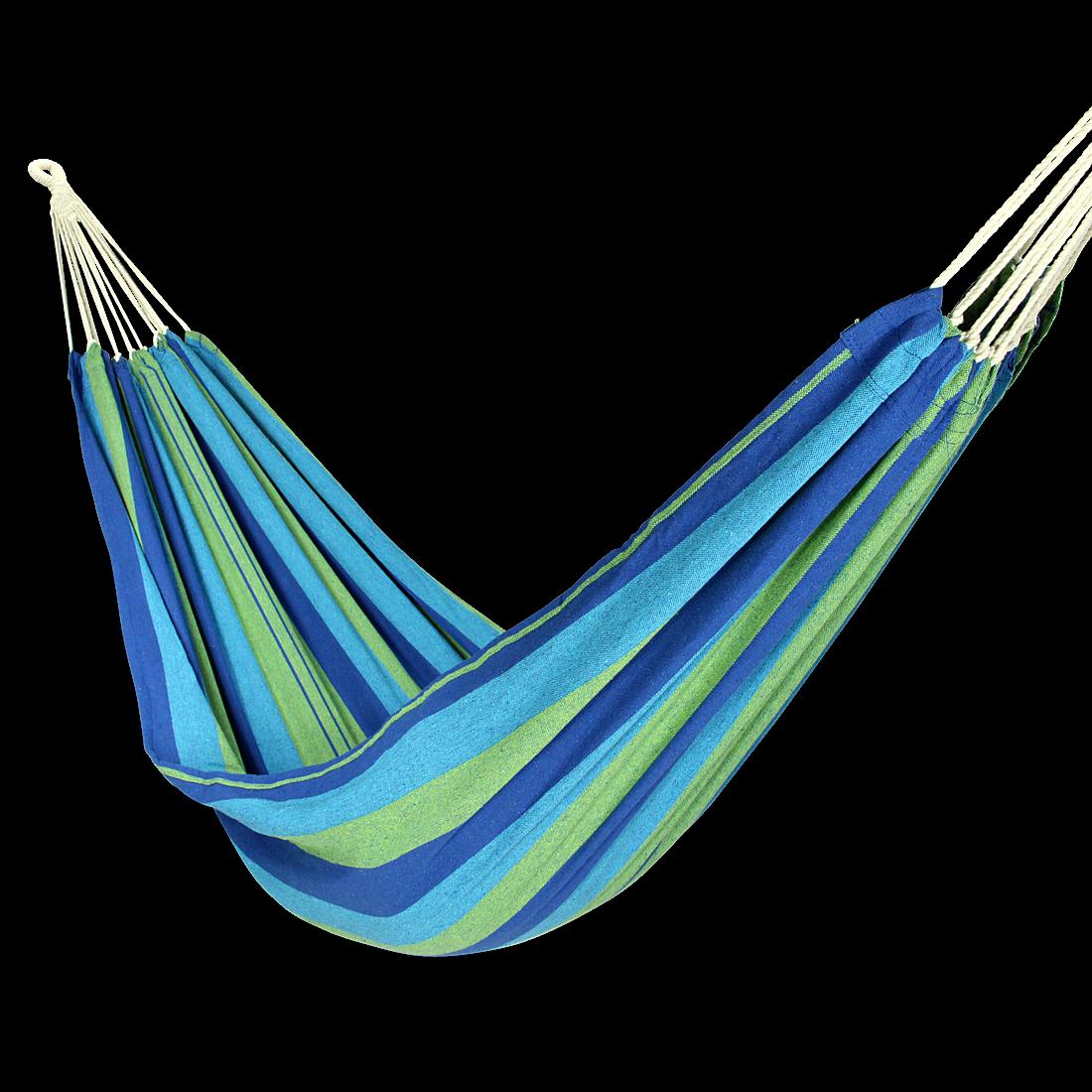 Relax 145 XL Hängematte für 1-2 Person Tuchhängematte 180x145cm Hängeliege