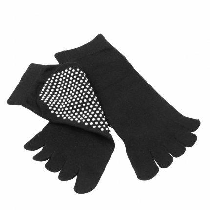 Carnegie Yoga Socks - Anti-Rutsch Socken für Yoga, Fitness, Pilates, Turnen und Tanzen, Gr. 36-41
