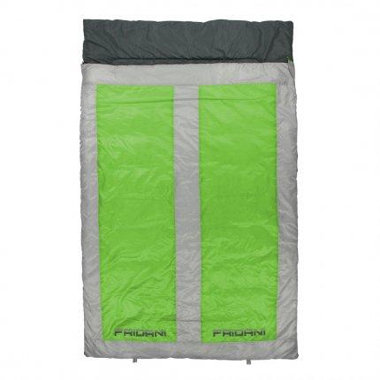 Fridani QG 225D double - Decken-Schlafsack, 225x140cm, 3000 g, -8°C (ext), +5°C (lim), +9°C (comf)