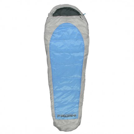 Fridani EB 235S - Mumien-Schlafsack, 235x85/55, 1900g, -20°C (ext), -3°C (lim), +2°C (comf)