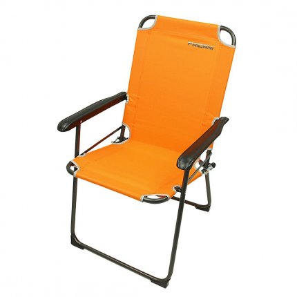 Fridani GCO 920 - Camping-Stuhl mit Armlehnen, kompakt zusammenklappbar, 3300g