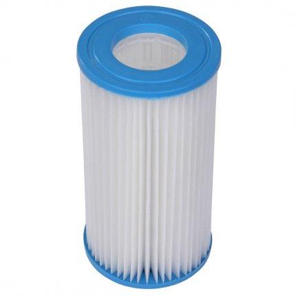 Blueborn Filterkartuschen C106203 Poolpumpen Filter Kartuschenfilter Filterpatrone Ø 10,6 x 20,3 cm