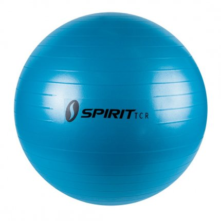 Spirit Exercise Ball Ø 55cm - Fitness-, Pilates-, Sitz-, Gymastikball, bis 136 kg