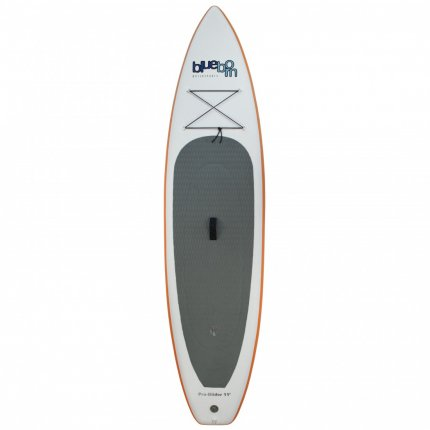 Blueborn Pro Glider 11 double chamber SUP - Stand-Up Paddle-Board mit Pumpe im Packsack