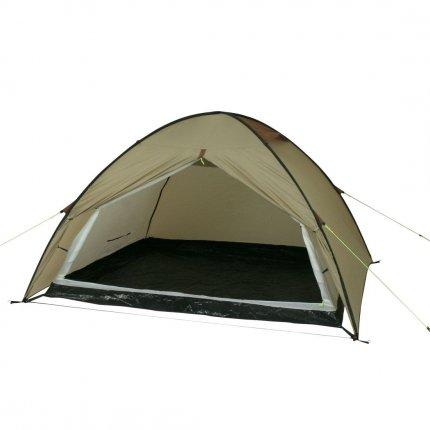 10T Easy Pop 3 - 3-Personen Pop-Up Kuppelzelt Schnellaufbau Doppeldach-Schlafkabine mit Voll-Bodenplane WS=3000mm