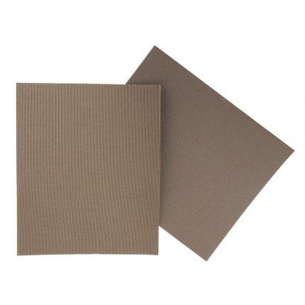 10T Patch It Brown - selbstklebendes Zelt-Reparaturset braun