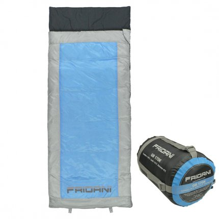 Fridani QB 170K short - Decken-Schlafsack, 170x70cm, 1200 g, +6°C (ext), +12°C (lim), +18°C (comf)