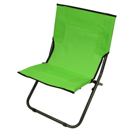 Fridani BCG 620 - Mobiler Camping-Stuhl, Strandstuhl, faltbar, Textilene, 3300g