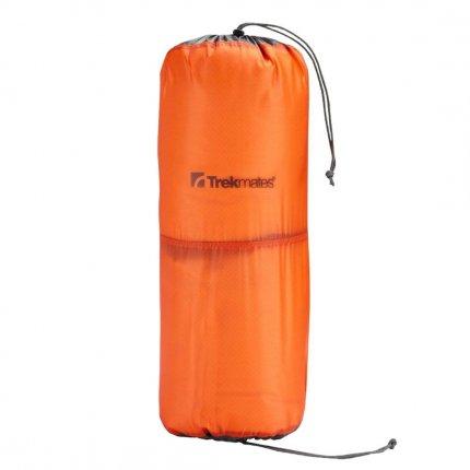 Trekmates 2 Tier Micro Lite Stuff Bag 2L - ultra leichter Packsack mit 2 Packfächern, beidseitig befüllbar