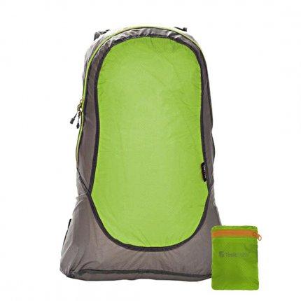 Trekmates Lite Daypack 20 - Nylon Tages Rucksack mit 20L Volumen und nur 71g Gewicht, passt ohne Inhalt in Ihre Hosentasche