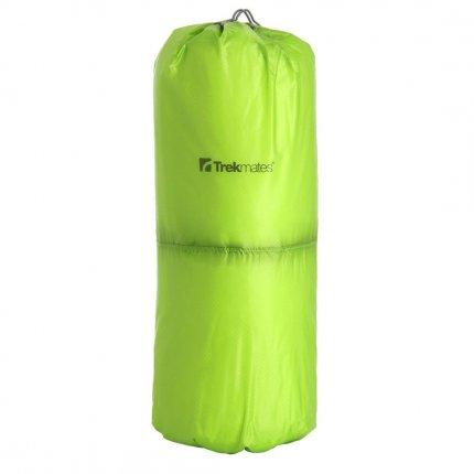 Trekmates 2 Tier Micro Lite Stuff Bag 6L - ultra leichter Packsack mit 2 Packfächern, beidseitig befüllbar