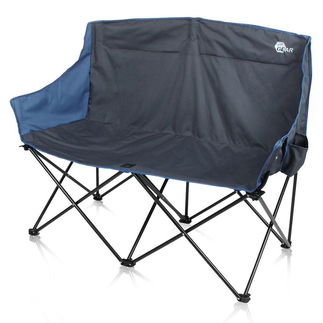 Camping Hocker Klappstuhl Outdoor Klappstuhl Vier Beine Portable Klappstuhl