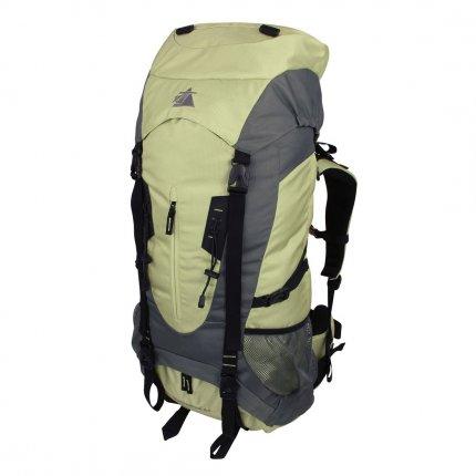 10T Townsend 65 - Touren-, Trekking-Rucksack 65 Liter, Funktions-Staufächer, Regenschutz, 1750g