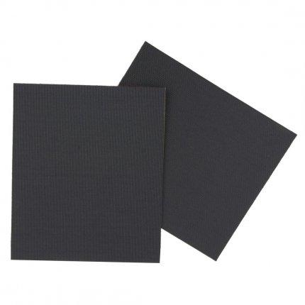 10T Patch It Black - selbstklebendes Zelt-Reparaturset schwarz