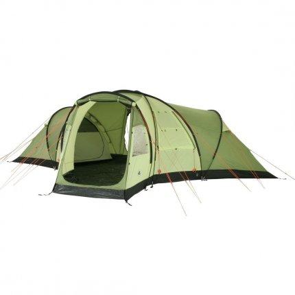 10T Highhills 6 - 6-Personen Kuppel-Zelt getrennter Wohn- und Schlafbereich eingenähte Bodenwanne WS=5000mm
