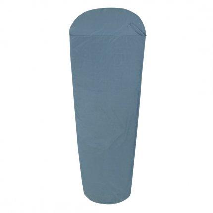 10T BW Inlet MB - Schlafsack Inlay, Hüttenschlafsack, Reiseschlafsack aus 100% Baumwolle, Mumie 225x90 cm