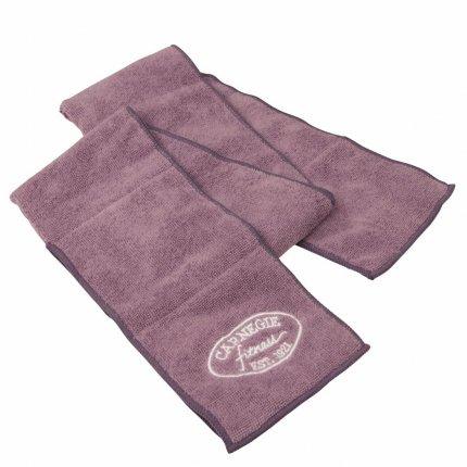 Carnegie Yoga Mikrofaser Gurt - Handtuch 120x20 saugfähig Fitness, Hilfsmittel für Stretching