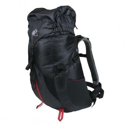 10T Towa - Wander-Rucksack 30 Liter Funktions-Staufächer mit Regenschutz 1250g