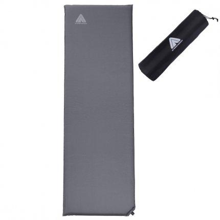 10T Tom 500 selbstaufblasbare Isomatte 193x63x5 cm wasserdichte Thermo-Matte Luftmatratze Luftbett