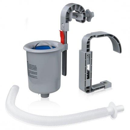 yourGEAR Pool Skimmer - Einhängeskimmer Oberflächenskimmer für alle Becken mit Luftring oder Stahlrahmen geeignet