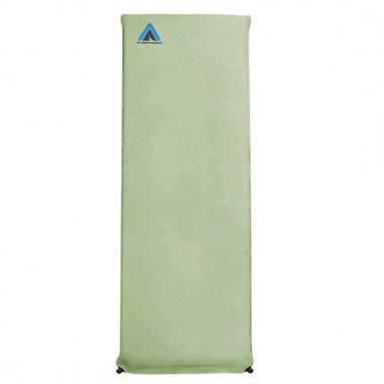10T Bea 600 - selbstaufblasende Isomatte 200x66x6 cm, Camping Luftmatratze mit weicher Mikrofaser Oberseite, leichte