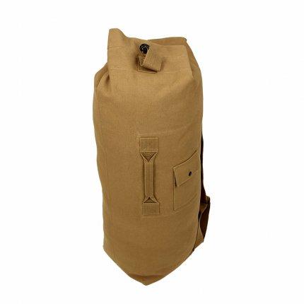 10T STC Duffle 60 - Seesack, Reisetasche, 60L, Cotton Canvas 625g/m², 90x26x26 cm, beige