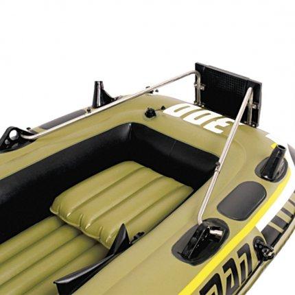 Jilong Motor Bracket Fishman I - Heckspiegel, Motorhalterung für Jilong Schlauchboot Serie Fishman I