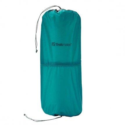 Trekmates 2 Tier Micro Lite Stuff Bag 4L - ultra leichter Packsack mit 2 Packfächern, beidseitig befüllbar