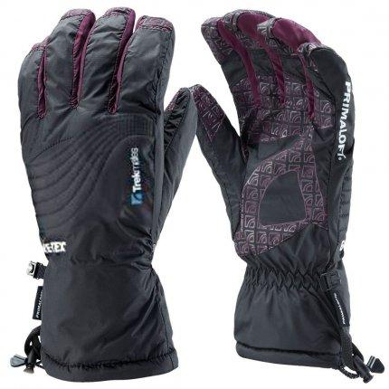 Trekmates Harrison Glove Women L - hochwertiger Gore-Tex Finger Handschuh für Frauen