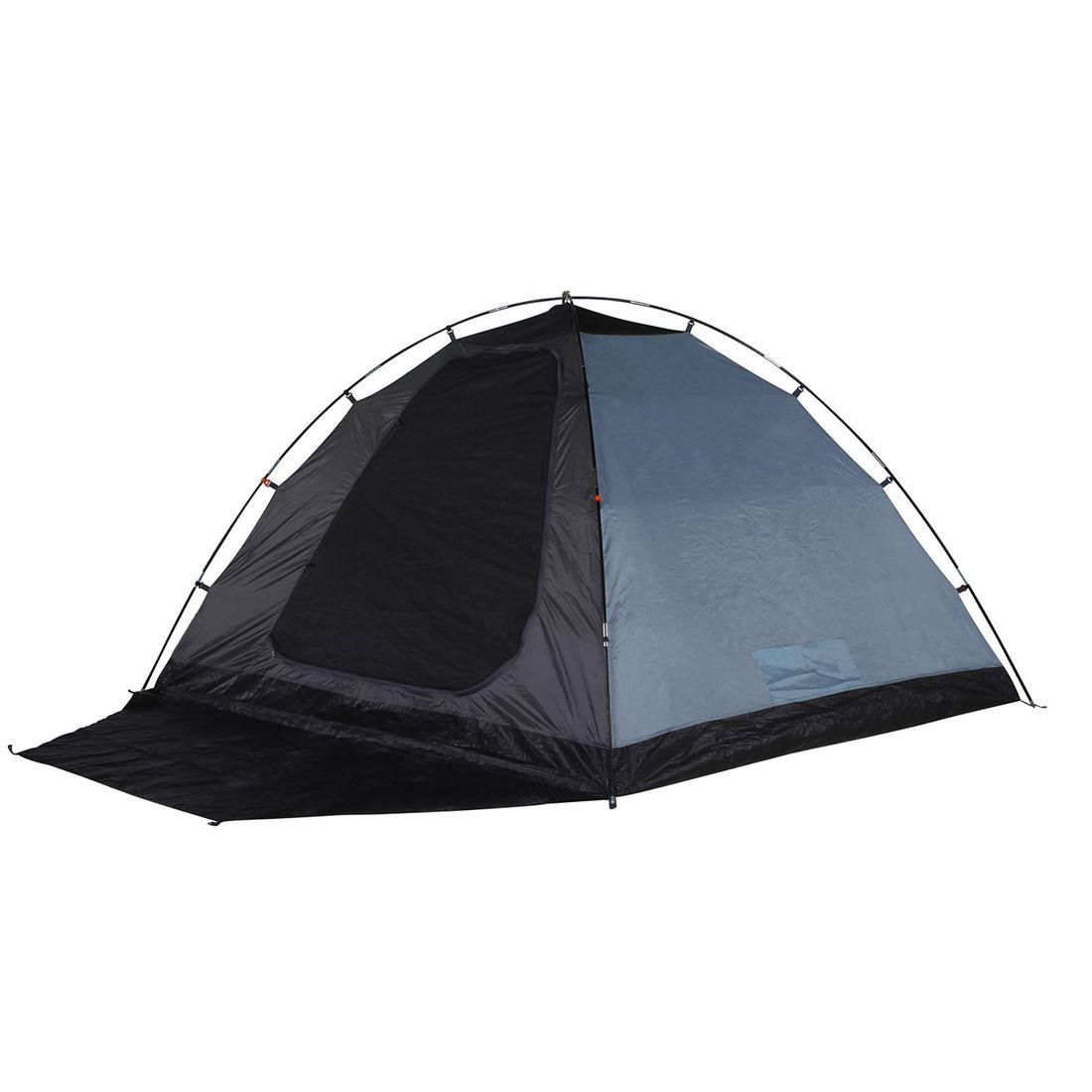 10T Glasgow 5 5 Personen Kuppelzelt, Campingzelt mit