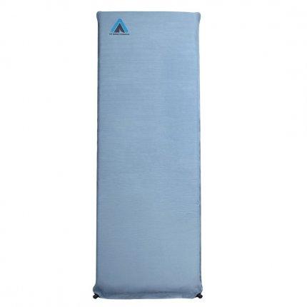 10T Ben 600 - selbstaufblasende Isomatte 200x66x6 cm, Camping Luftmatratze mit weicher Mikrofaser Oberseite, leichte