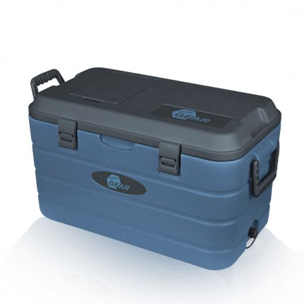yourGEAR Coolah 40 L Kühlbox passiver Kühlbehälter PU Thermo-Box Kühltasche Isolierbox warm & kalt