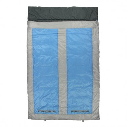 Fridani QB 225D double - Decken-Schlafsack, 225x140cm, 3000 g, -8°C (ext), +5°C (lim), +9°C (comf)