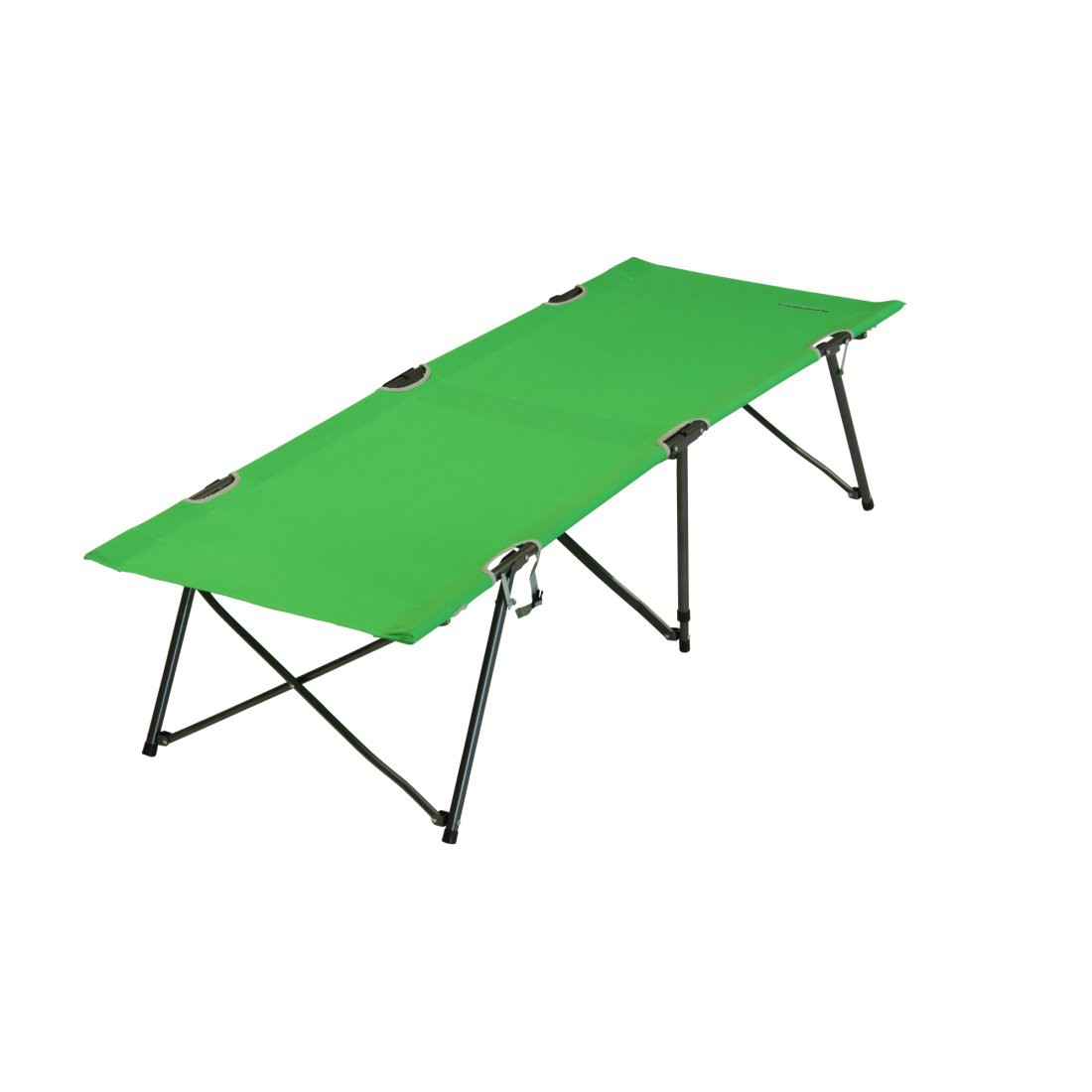- Fridani TBG 190 - Camp Bed, Camping Lounger, Max 180 Kg,190x67x44